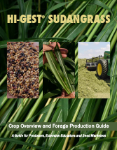 Hi-Gest Sudangrass Management Guide
