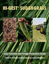 Hi-Gest Sudangrass Management Guide