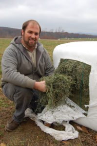 Alforex Seeds Hi-Gest 360 alfalfa grower, J and L Hay Farms, Friedens, PA