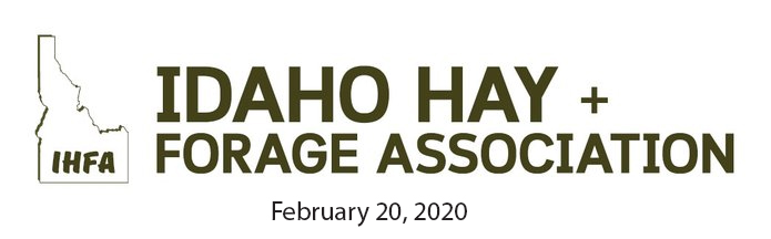 Idaho Hay and Forage Conference