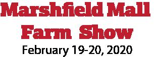 Marshfield Mall Farm Show