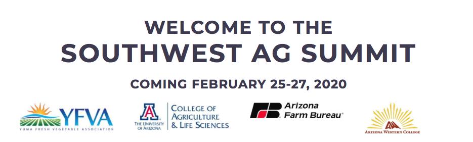 Southwest Ag Summit 2020