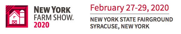 New York Farm Show 2020