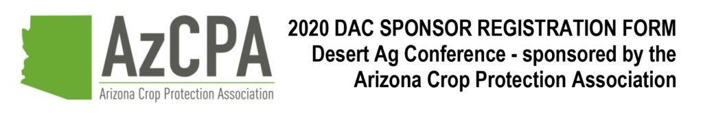 2020 Desert Ag Conference