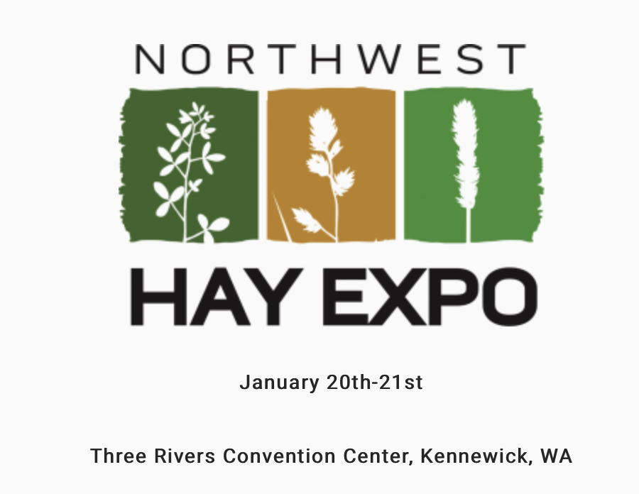 Northwest Hay Expo - Alforex Seeds will attend the show