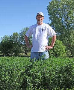 Roundup Ready Grower, Gary Johnson, Spring Green, WI