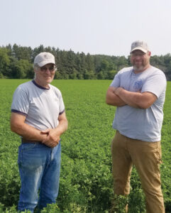Hi-Ton Growers, Jerry and Jeff Crops, Deerfield, WI